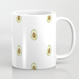 Watercolor Avocado - Ready for a fresh guacamole Coffee Mug