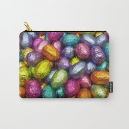 Chocolate Easter Eggs! Carry-All Pouch