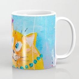 LET IT'S RAIN Coffee Mug