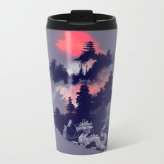 Samurai's life Metal Travel Mug