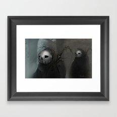 Final March Framed Art Print