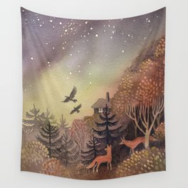North Sky Wall Tapestry
