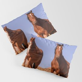 Wild_Horses 3501 - Nevada Pillow Sham