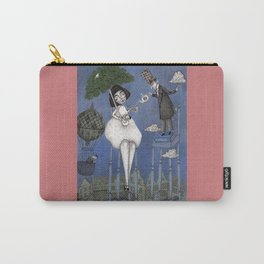 Alice So Tall Carry-All Pouch