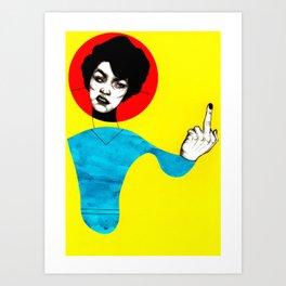 Do One Art Print