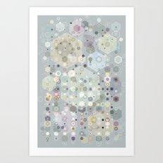 Precious Beehive Art Print
