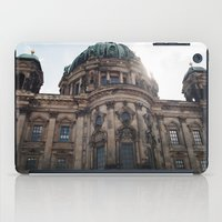 castle in the sky iPad Cases featuring Castle by Snail,Snail