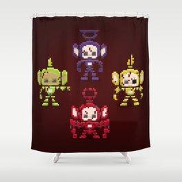 FNAT Shower Curtain