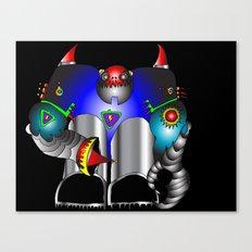 Robo Canvas Print