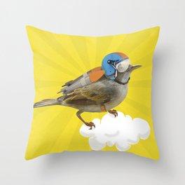 RT Throw Pillow