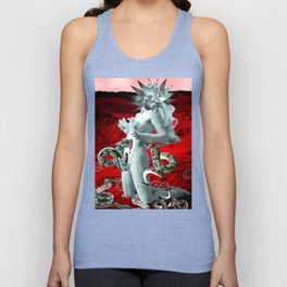 Venomous Desolation Unisex Tank Top