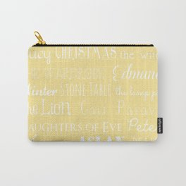 Narnia Celebration- shortbread Carry-All Pouch
