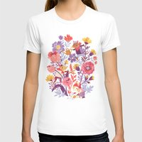 animal crew T-shirts featuring The Garden Crew by Teagan White