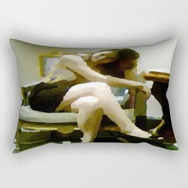 Rendezvous Rectangular Pillow