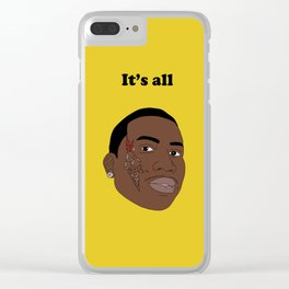 It's all GucciMane Clear iPhone Case