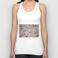 sand Tank Tops featuring Sand... by I Take Pictures Sometimes