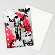 God Of War Stationery Cards