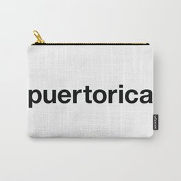 PUERTO RICO Carry-All Pouch