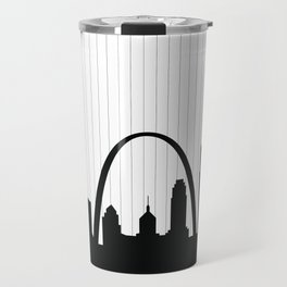 St. Louis Skyline Travel Mug
