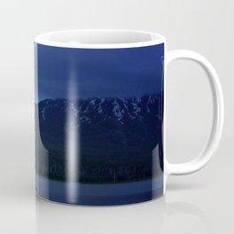 Strawberry Moon Over Sparks Lake - Oregon Landscape Coffee Mug