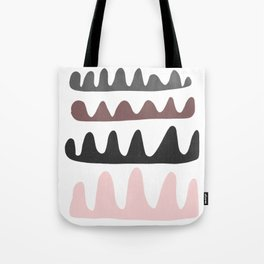 party in the desert Tote Bag