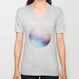 It does not do to dwell on dreams Unisex V-Neck
