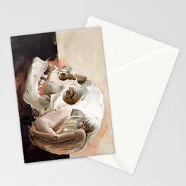 Mental state Stationery Cards