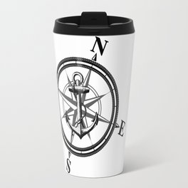 Nautica BW Travel Mug