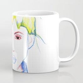 Abstract fashion illustration Coffee Mug