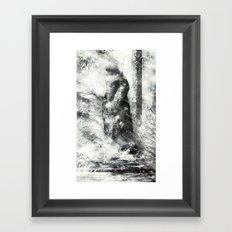 Winter Land Framed Art Print