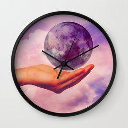 ACE OF SPHERES Wall Clock