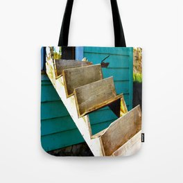 The Murder Shack Tote Bag