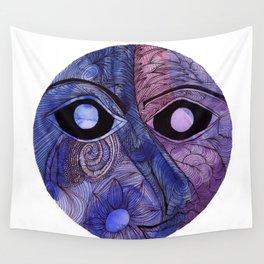 La Luna Wall Tapestry