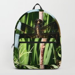 Dragonfly Afternoon Backpack