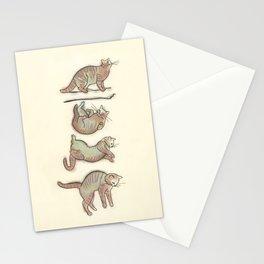 Flying Kitten Stationery Cards