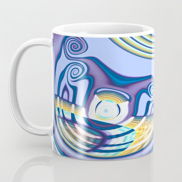 Cyclop's Grin Coffee Mug