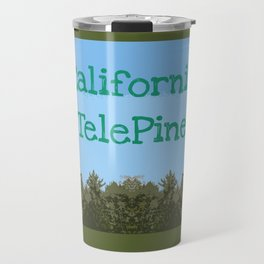 California TelePine Travel Mug
