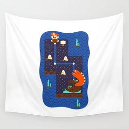 Overworld: Deep Wall Tapestry