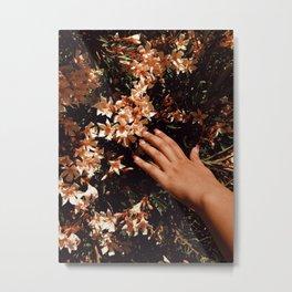 Reach Out. Metal Print