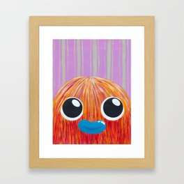Barbara Framed Art Print