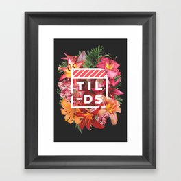 Tilds Framed Art Print