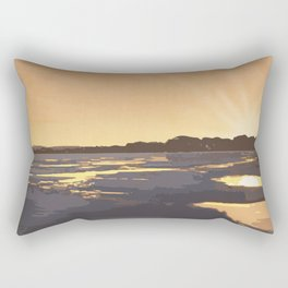 Qaummaarviit Territorial Park Rectangular Pillow