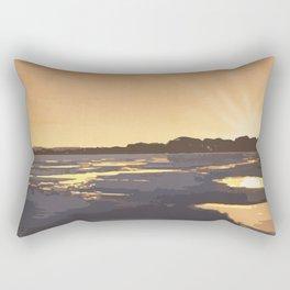 Qaummaarviit Territorial Park Rectangular Pillow
