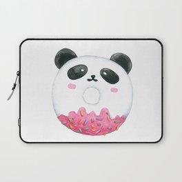 Panda Donut Art Work Laptop Sleeve