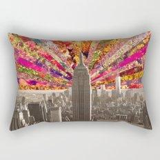 BLOOMING NY Rectangular Pillow