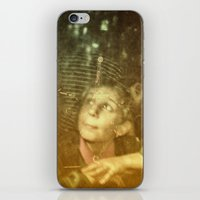 child iPhone & iPod Skins featuring Child by Adrian Rosu