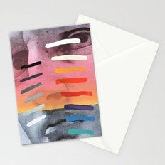 Composition on Panel 4 Stationery Cards