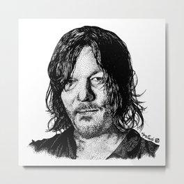 Daryl Metal Print