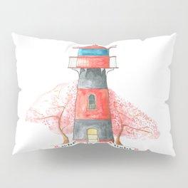 Lighthouse&Sacura Pillow Sham