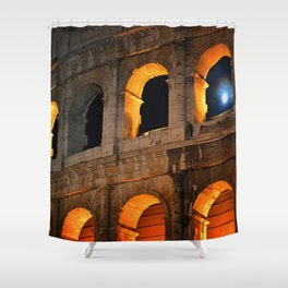 Coliseum Shower Curtain